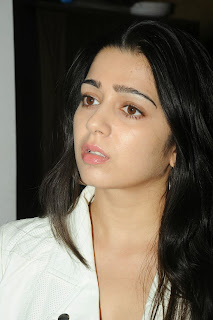Actress Charmi Kaur Pictures in Jeans at One by Two Movie Celetes 20 Years Event  0026