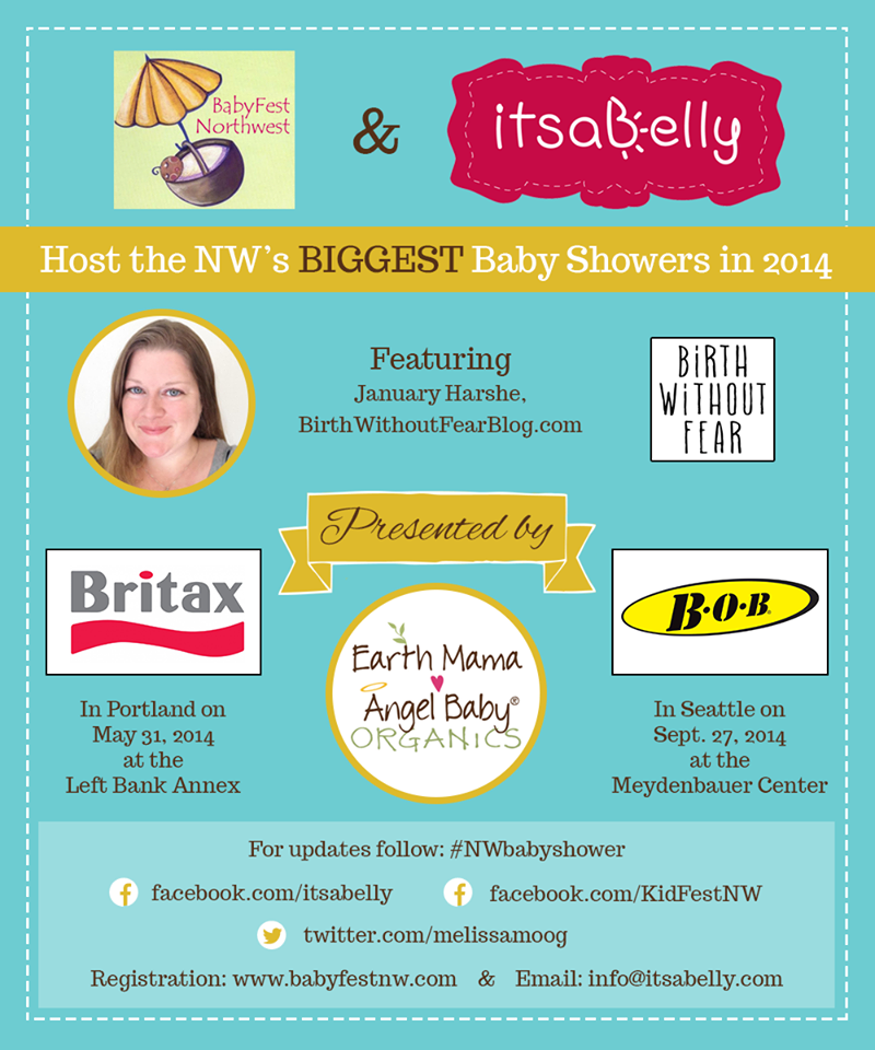 BabyFest NW: NW's Biggest Baby Shower #NWbabyshower