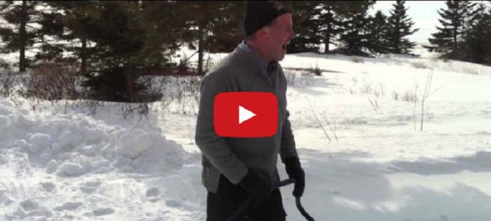 What A Dog Does To Greet This Man is HILARIOUS! His PRICELESS Reaction Made Me Laugh Even More!