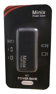 Buy Minix Powerjuice 2200 mAh for Rs.149
