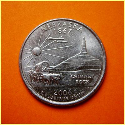 Quarter Nebraska 2006