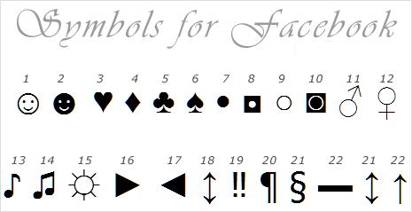 how to make gun symbols with keyboard