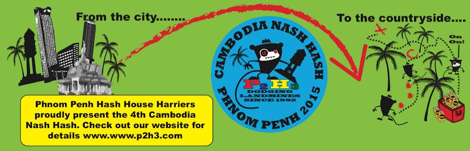 Cambodia Nash Hash 2015