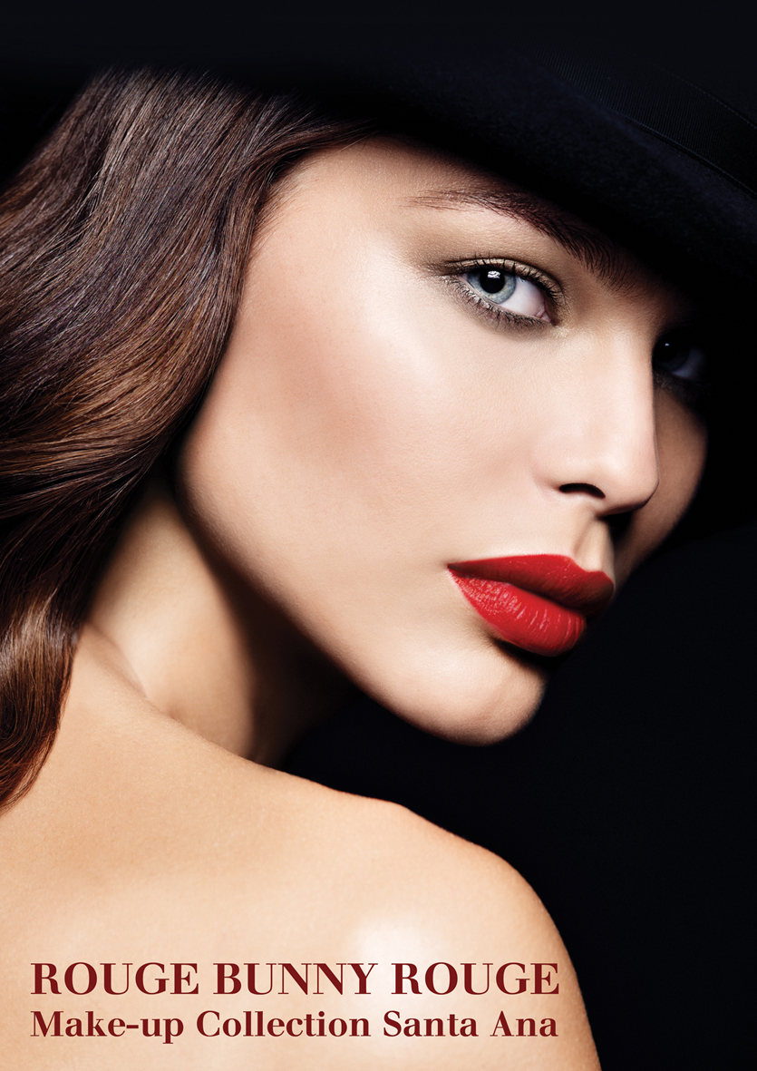 Rouge Bunny Rouge Santa Ana' Fall 2012 Makeup Collection