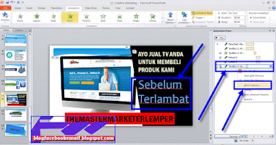 belajar membuat video presentasi dengan power point