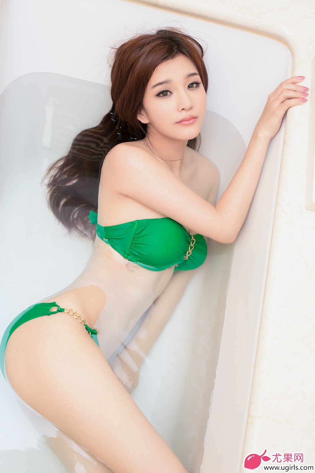EZ0A0792 - Ugirls No.016 Model 纯小希 (Chun Xiao Xi)