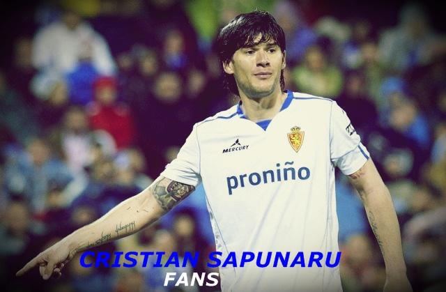 Cristian Sapunaru Fans