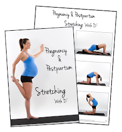 My Pregnancy & Postpartum Stretching eGuide