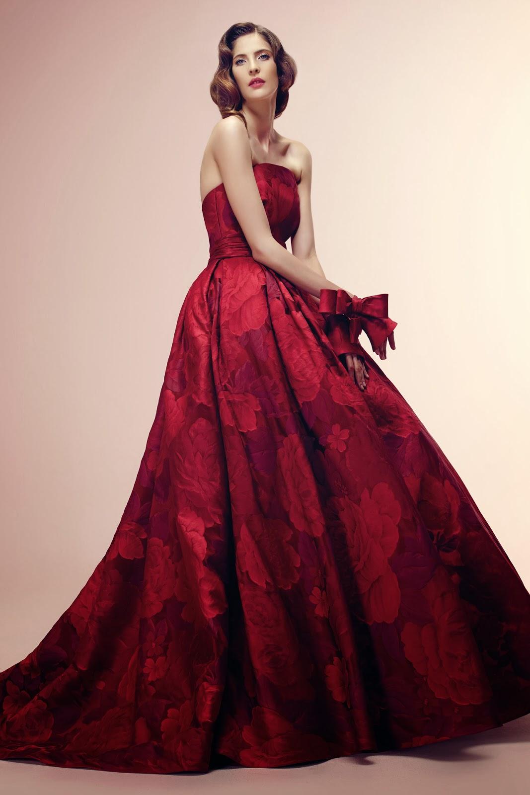 colorato e American Style è il modello Reddine della collezione sposa ...