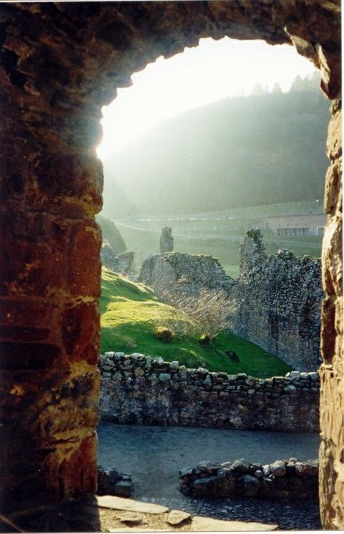 Loch Ness,Scotland