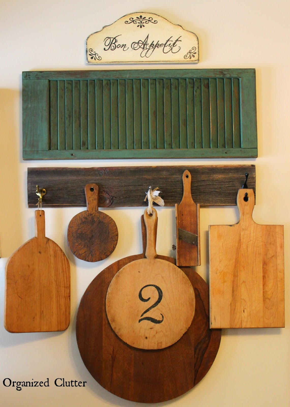 Cutting Board Display Idea