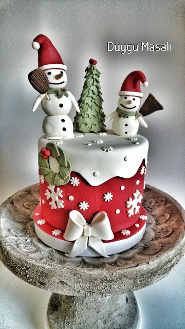 yılbaşı butik pasta