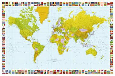 Haz CLIC en cualquiera de los países y tendrás variada información del mismo
