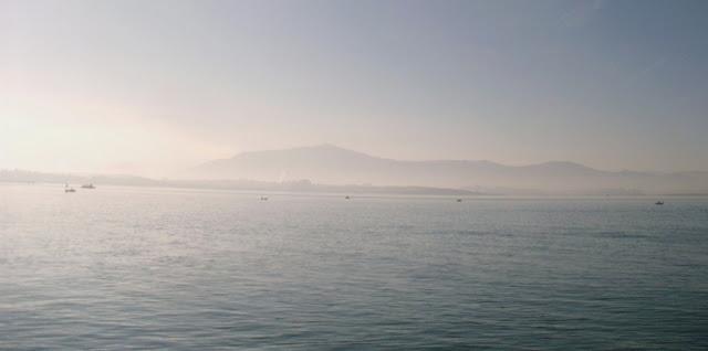 Bahia de Santander y Peña Cabarga
