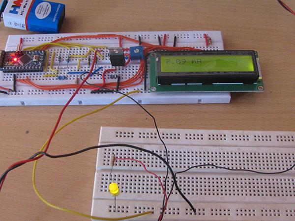 Stupendous Diy Arduino Based Ammeter In Embedded Spiro The Tech Guru Wiring 101 Taclepimsautoservicenl