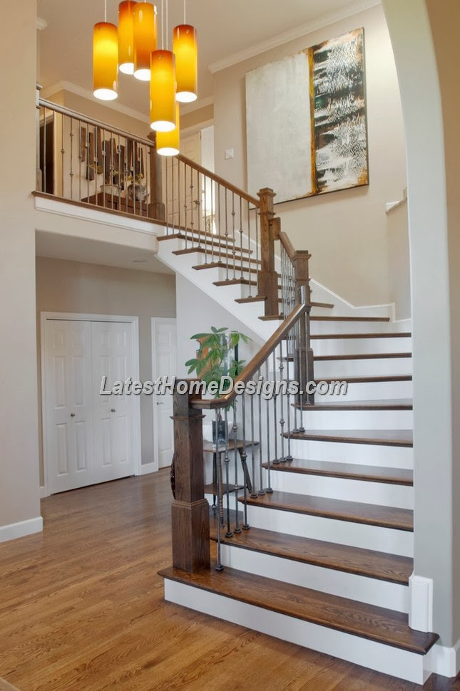 Indian Duplex House Staircase Designs Joy Studio Design