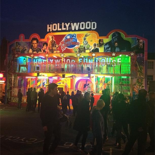 Malborough Mop Fun Fair