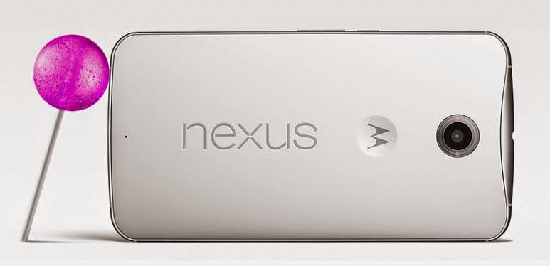 Nexus 6 Phablet