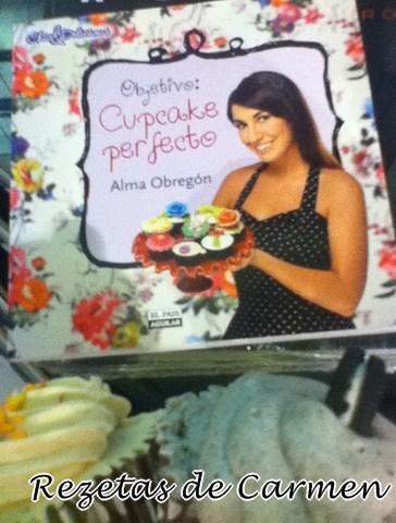 Regalos estrella para estas navidades (1): objetivo cupcake perfecto, el libro
