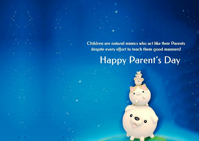Happy Parents day Graphics 2015