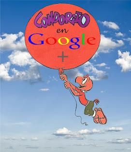 Condorito en Google+