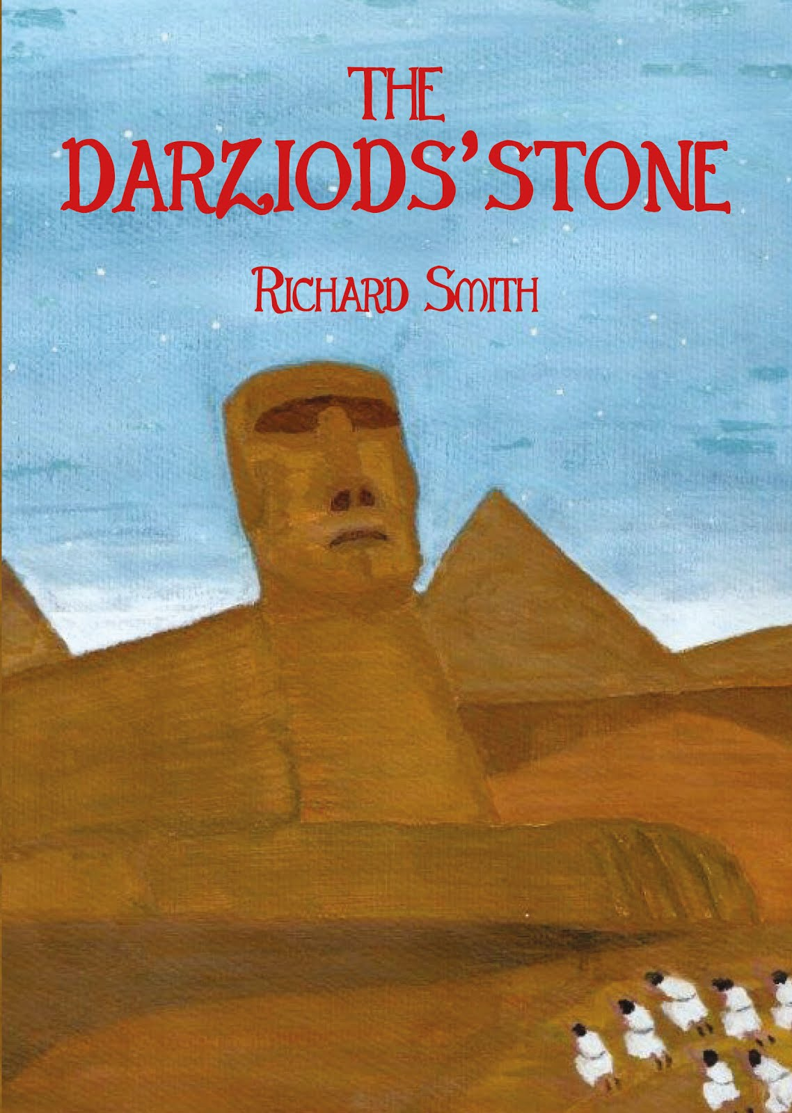 Buy The Darziods' Stone now