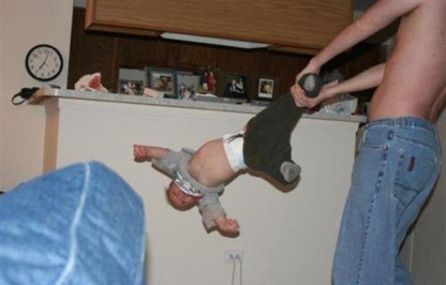 pantalones bebe