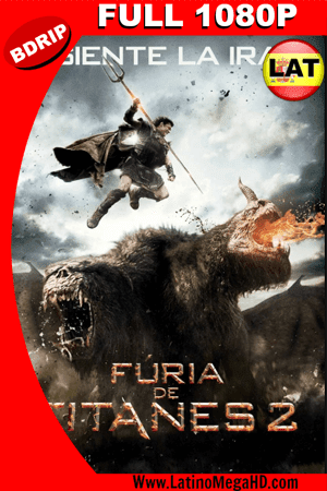 Furia de Titanes 2 (2012) Latino Full HD BDRIP 1080p ()