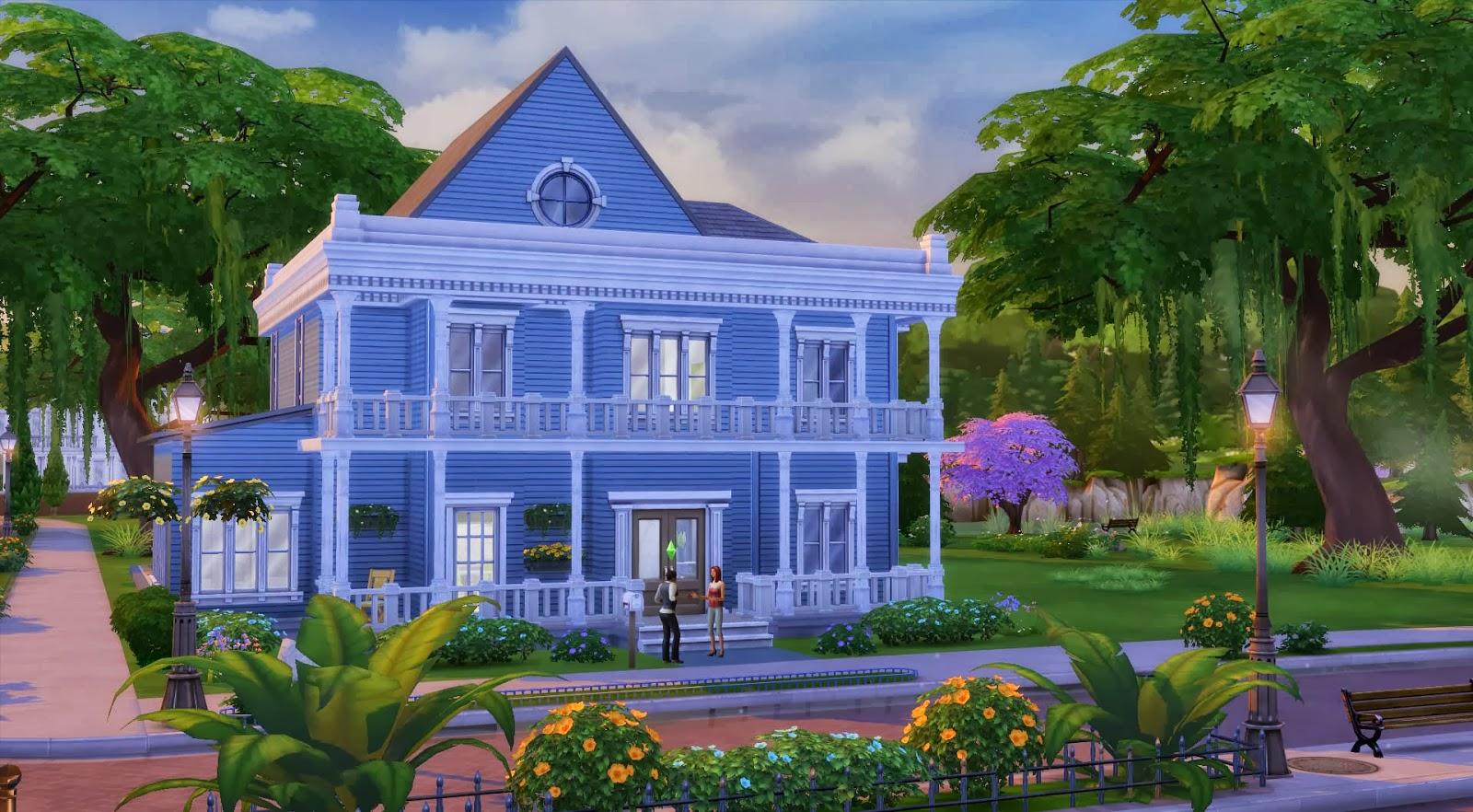 Casa de la cuarta generaci n descarga sims 3 sims soul Casas modernas sims 4 paso a paso