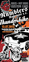 Rumblers meet Thunderbike