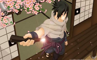 Wallpapers Sasuke Uchiha Naruto Shippuden