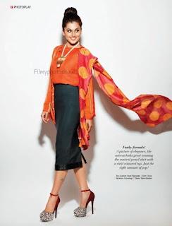 Taapsee Pannu Looks Fabulous Spicy for FILMFARE Magazien Augus 2015 Issue