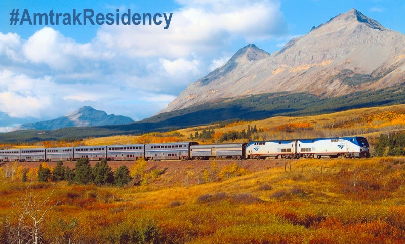 http://blog.amtrak.com/amtrakresidency/