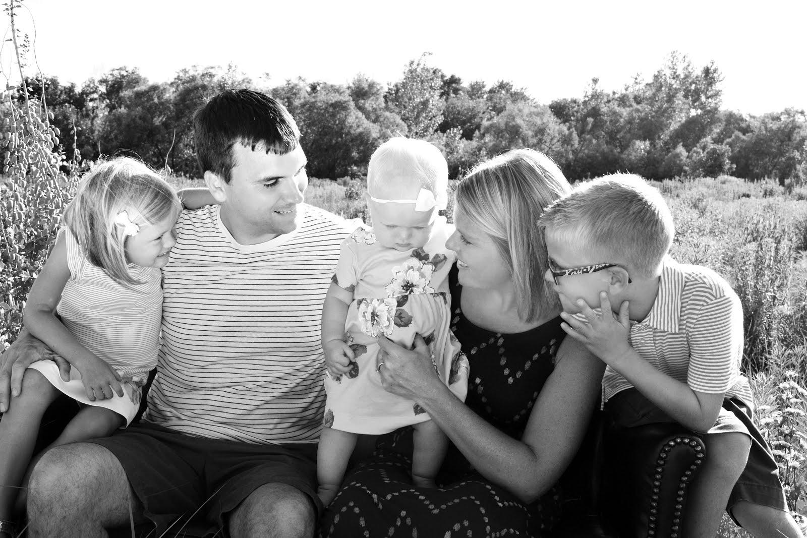 Sharing Faith, Family & Fun So We All Can Enjoy A Joy-Filled Life Now