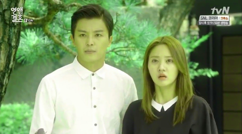 Sinopsis Marriage Not Dating Ep 8 Part 2
