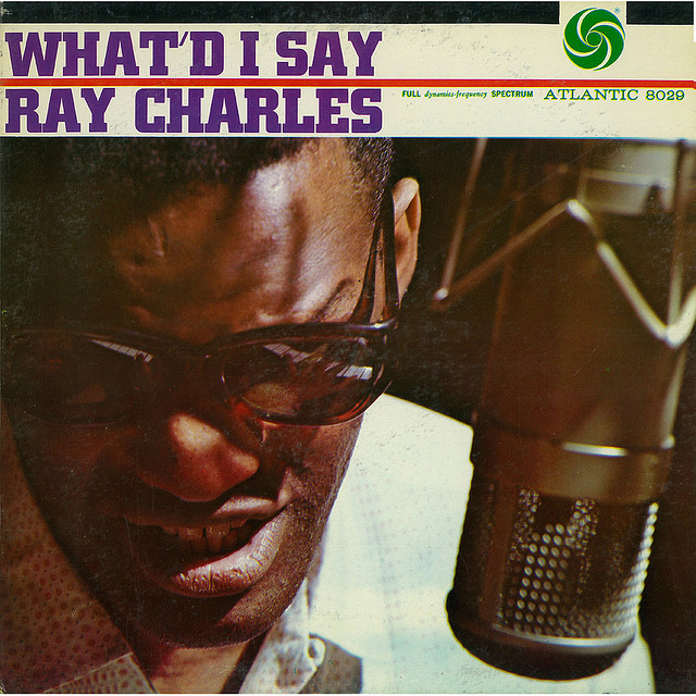 What I'd Say  por Ray Charles