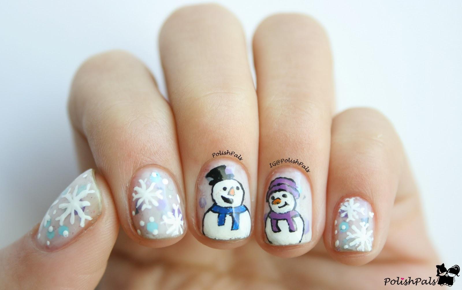 Polish Pals: It\'s Frosty, Baby!