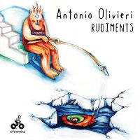Antonio Olivieri Rudiments EP Steyoyoke