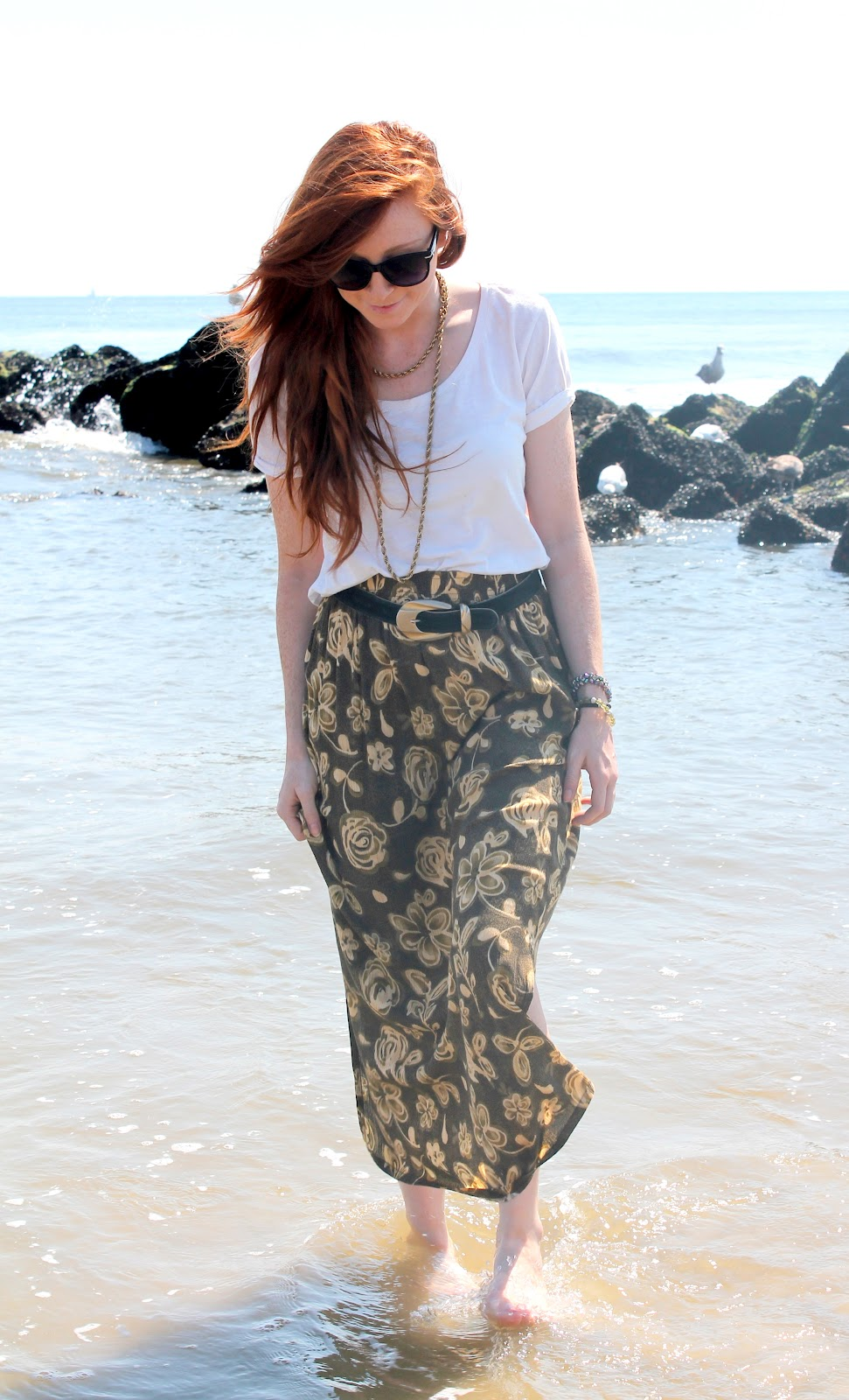 Outfit Post Vintage At Long Beach