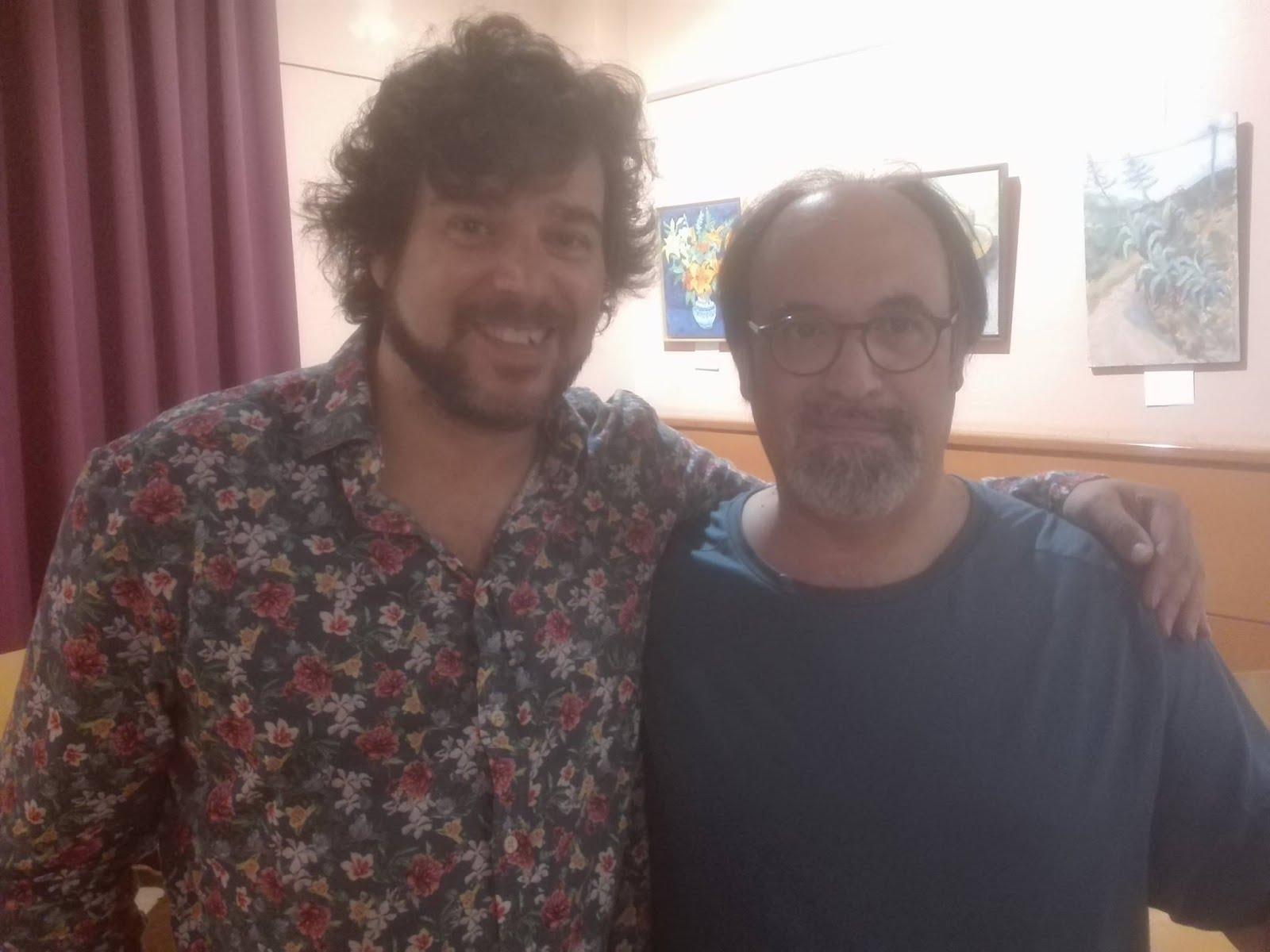 Amb Sanuel Arderiu