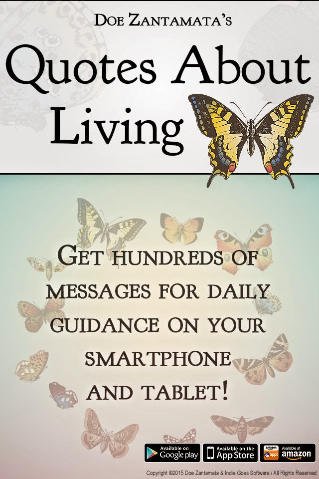 Get the new Quotes About Living App FREE