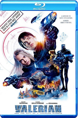 Valerian and the City of a Thousand Planets 2017 WEB-DL 720p 1080p