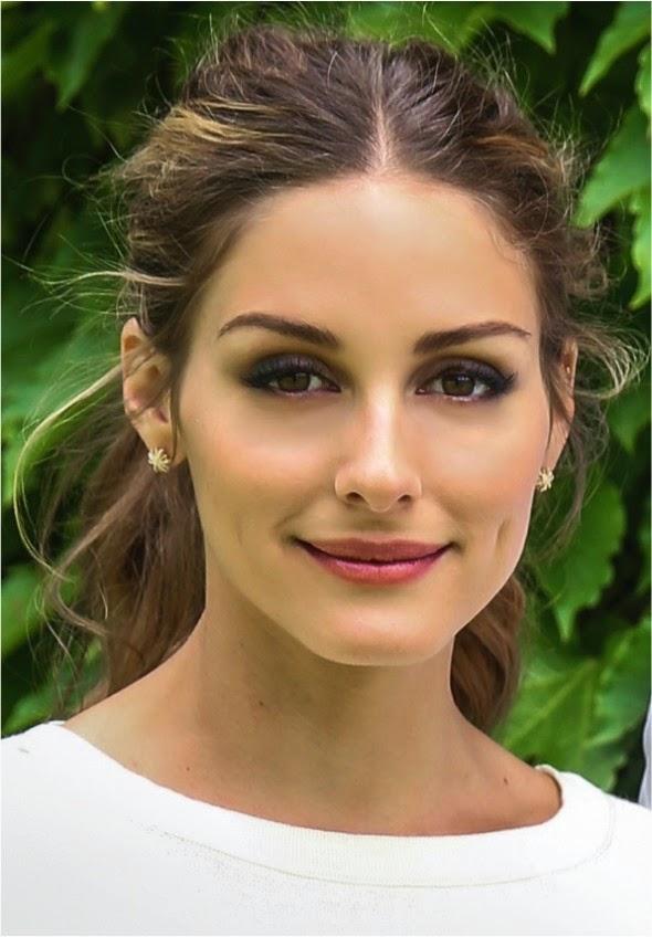 Wedding Makeup Brunette Green Eyes : The Olivia Palermo Lookbook : Junho 2014