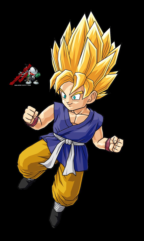 DBZ WALLPAPERS: Goku super saiyan 2