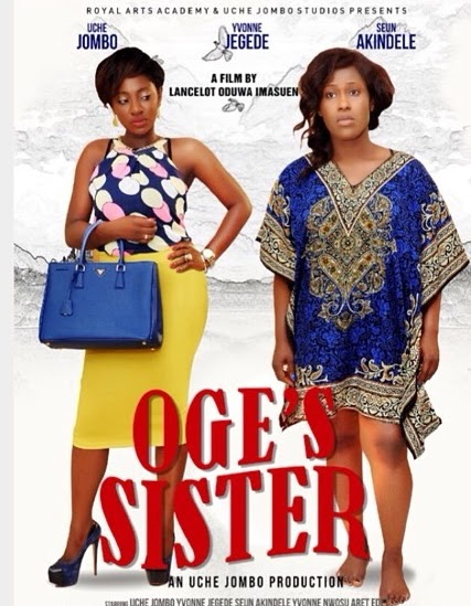 oge's sister nollywood movie