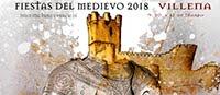 Fiestas del Medievo 2018
