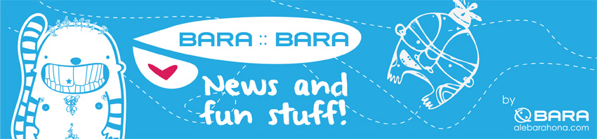 Ale Bara - News and fun stuff