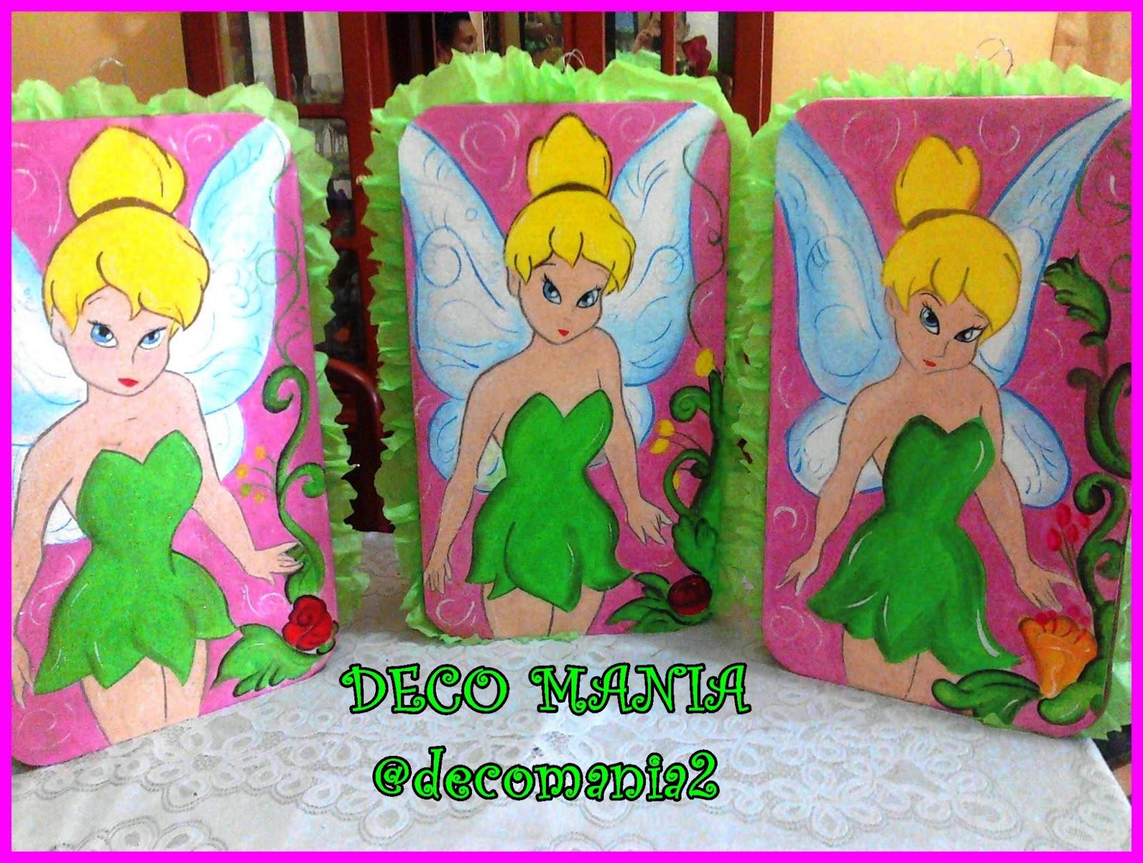 Fiestas Deco Mania : Piñatas Infantiles!