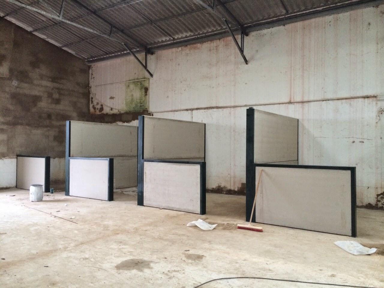 Establos establos prefabricados para el ganado establos for Casetas obra baratas