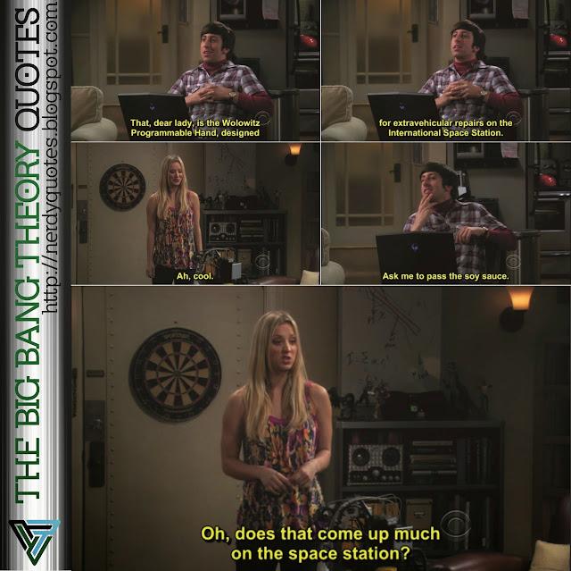 The Big Bang Theory Quote-31